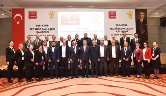 Belediyeler Birliği ile Ankara'daydık