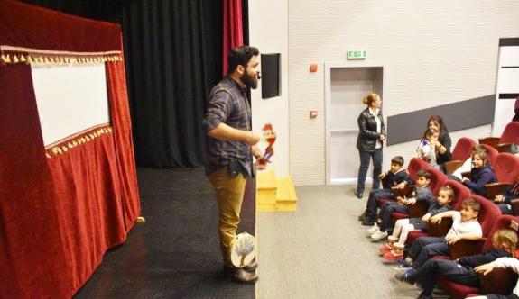 Karagöz Gizli Hazine Gölge Oyunu 100'ncü oyununu sergiledi