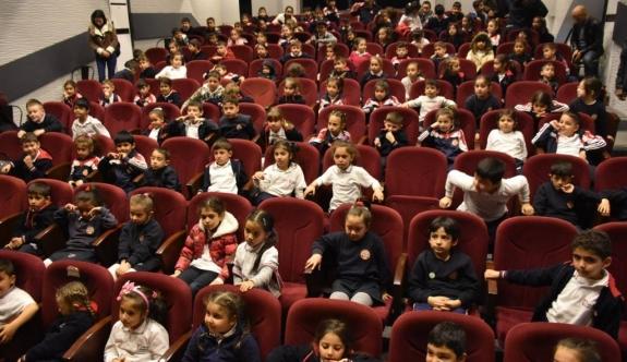Kuzey Kıbrıs'ın ilk Çocuk  Tiyatroları Festivali başladı