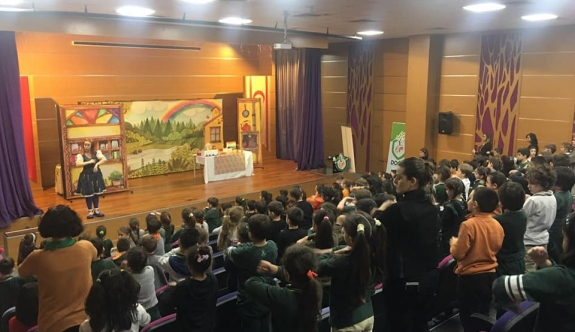 """One Seed"" Girne Doğa İlkokulu'nda sahnelendi"