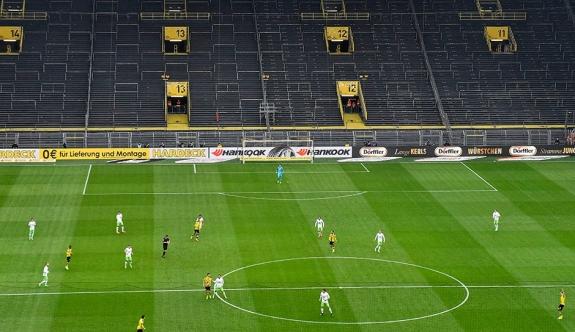 Almanya Birinci Futbol Ligi Bundesliga 15 Mayıs'ta Yeniden Başlıyor