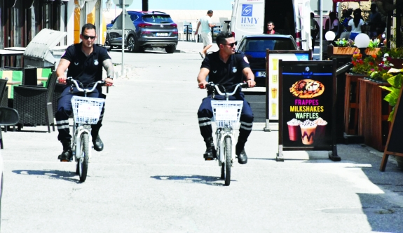 Electric bicycle period in Kyrenia Municipality