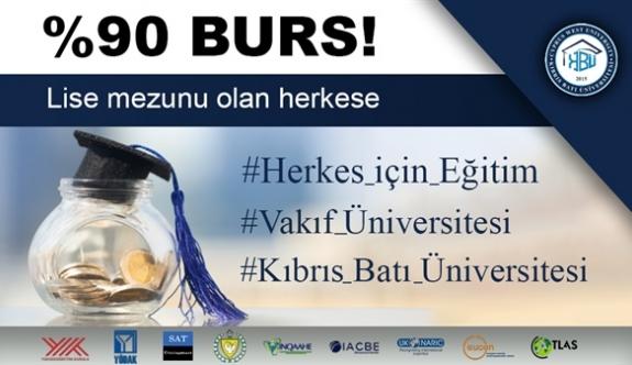 Kıbrıs Batı Üniversitesi'nin YÖK'ten Onay Aldığı Açıklandı