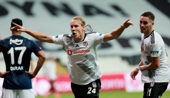 Son derbi Beşiktaş'ın: 2-0