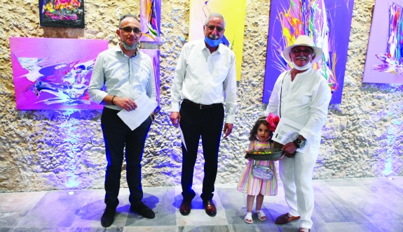 "The exhibition ""Pandemia in Art"" was held"