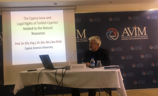 """Atun: """"Türkiye'nin ve KKTC'nin Kaderi Değişecek"""""""