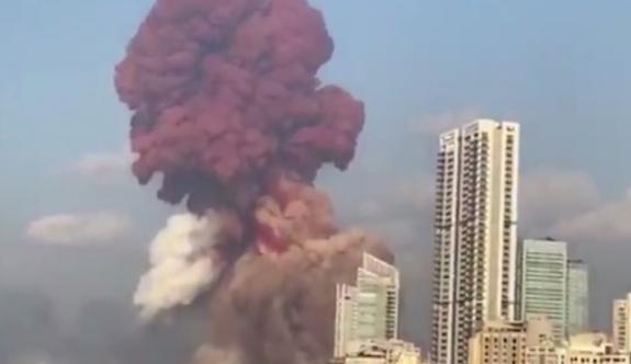 Beyrut'taki patlamayla ilgili yeni gelişmeler