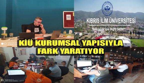 """KİÜ Çağrı Merkezi' nde Aday Öğrencilere """"Arslanbaş"""" Motivasyonu"""