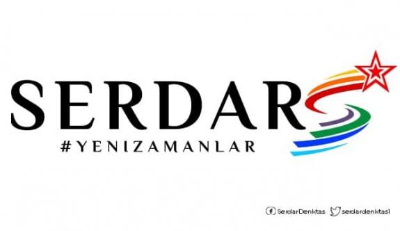 Serdar Denktaş'ın seçim logosu belli oldu…