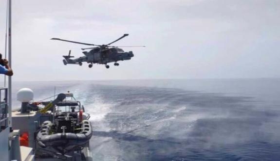 Akdeniz Fırtınası-2020 Tatbikatı devam ediyor