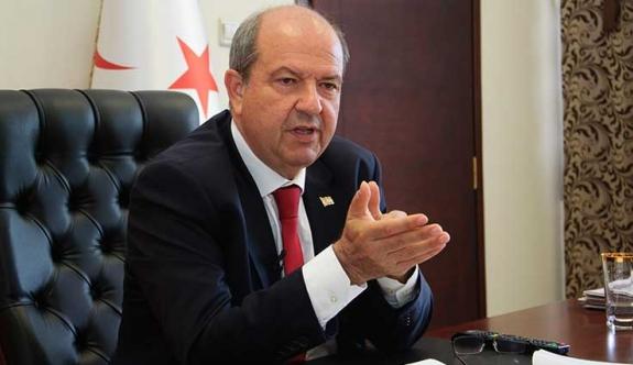 """Başbakan Ersin Tatar: """"Covid-19 hastaları Türkiye'ye naklediliyor"""""""