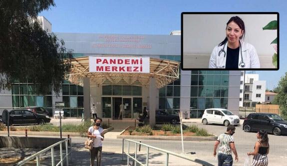 """Dr. Özgeç: """"Siyasiler, sağlık çalışanlarını hedef gösteriyor"""""""