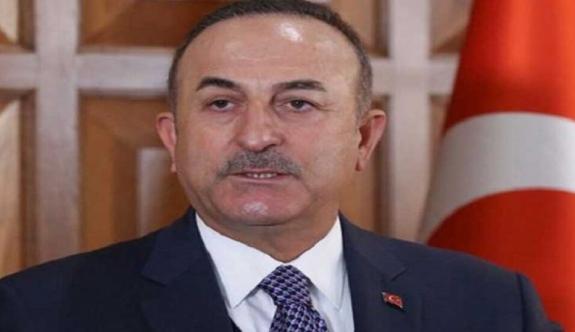 """TC Dışişleri Bakanı Mevlüt Çavuşoğlu: """"Federasyonda biz yokuz"""""""