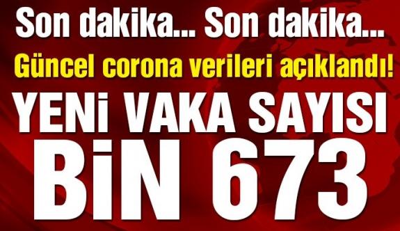 Türkiye Sağlık Bakanlığı 5 Eylül corona virüsü tablosunu açıkladı!