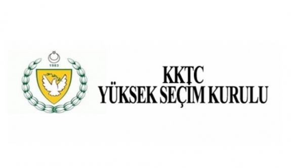 """YSK: """"Cumhurbaşkanı adaylarının oy pusulasında yer alacak ad çekimi yarın yapılacak"""""""