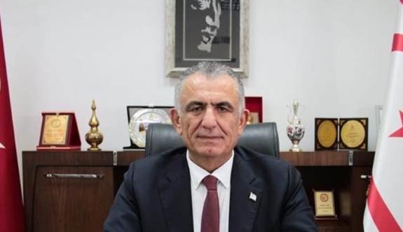 Çavuşoğlu:Ülkemizin içinde bulunduğu zor koşullarda bir UBP'li olarak zorunlu ve sorumluluk gereği başkanlığa aday oldum
