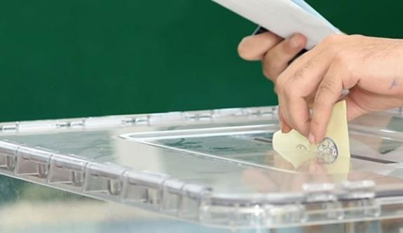 Cumhurbaşkanlığı seçiminde 198 bin 867 seçmen,738 sandıkta oy kullanacak