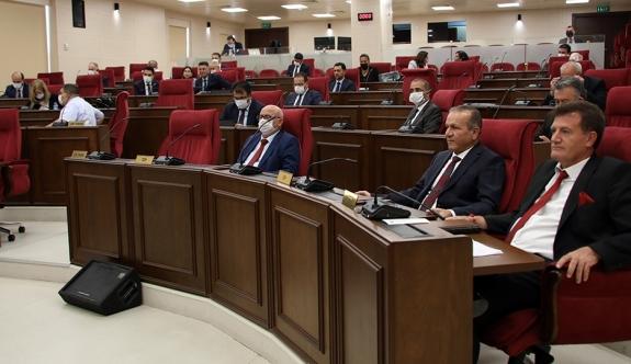 Genel kurulda seçim ve hükümetin durumu konuşuldu