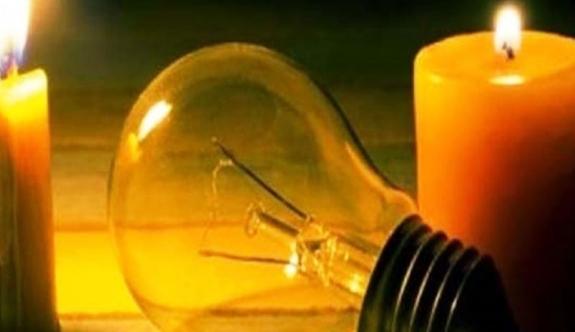 Girne'nin batısında birçok bölgeye 5 saat elektrik verilemeyecek