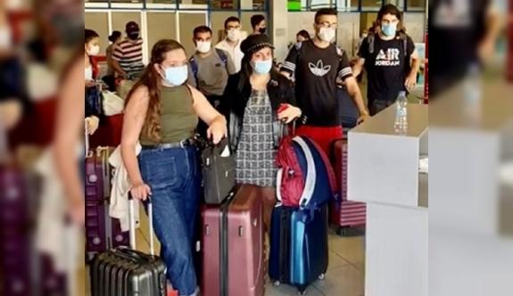 Maliye Bakanı Amcaoğlu üniversite öğrencilerinin karantina masraflarının devlet tarafından karşılanacağını duyurdu