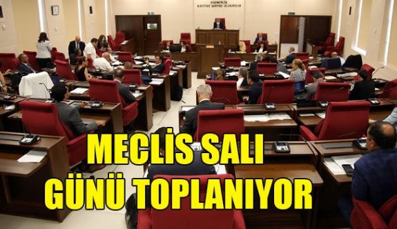 Meclis Salı günü toplanıyor