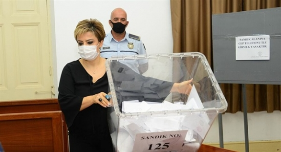 Oy verme süreci tamamlandı