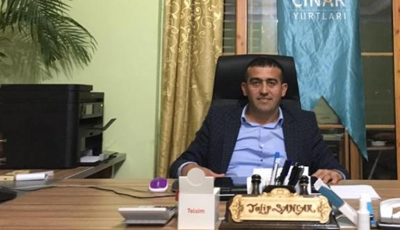 Sancar yazılı açıklamayla kınadı