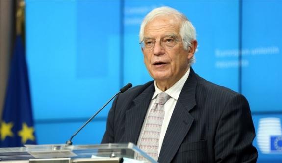 Borrell, Cumhurbaşkanı Tatar'ı arayarak tebrik etti
