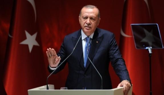 Cumhurbaşkanı Erdoğan: Türk-Rus askeri merkezi için mutabakat zaptı imzalandı. Merkez, Azerbaycan'ın işgalden kurtarılan toprakları üzerinde kurulacaktır.
