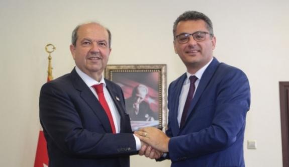 Cumhurbaşkanı Ersin Tatar, bugün Erhürman'ı kabul edecek