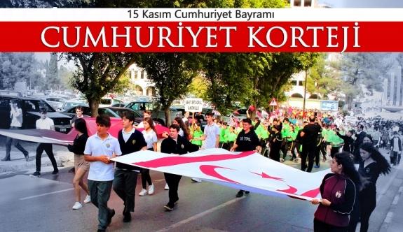 Cumhuriyet Bayramı kutlamaları çerçevesinde bugün kortej yapılacak