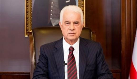 Eroğlu:KKTC'nin 37'nci kuruluş yıldönümünü candan kutluyorum