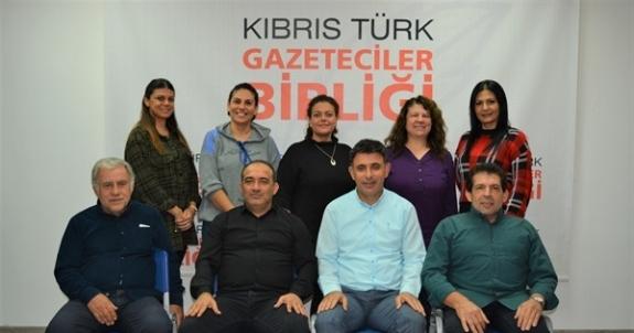Gazeteciler Birliği'nde yeni dönem… Başkan Ali Cansu