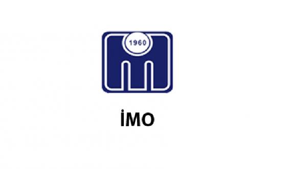 İMO: Depremin bir doğa olayı olduğu kabul edilmeli ve denetimsizliğin neden olduğu sonuçlarını da kader diye değerlendiren yaklaşımlar terk edilmelidir