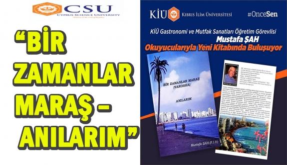 KİÜ Öğr. Gör. Mustafa Şah Okuyucularıyla Yeni Kitabında Buluşuyor