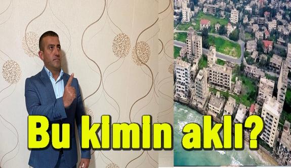 """""""Maraş Kıbrıslı Türkün toprağıdır, Türkün olacak"""""""