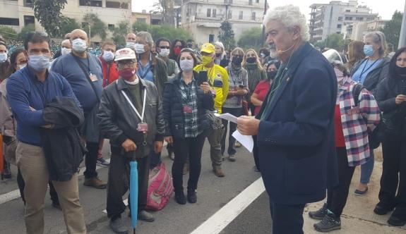Rehberler Birliği Üyelerine Maraş Brifingi