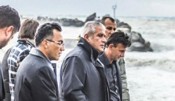 Taçoy: Çalışmalar sürüyor. Ozanköy, Karşıyaka gibi yerlere akım verilmeye başlandı