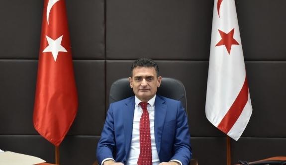 Tarım ve Doğal Kaynaklar Bakanı Oğuz Atatürk'ü andı