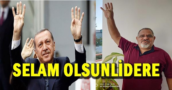 UBP'li Esemen'dan açıklama: Türk Dünyasının Liderini Selamlıyorum
