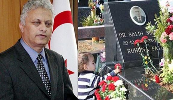 Ulusal Birlik Partisi Eski Genel Sekreteri Dr. Salih Miroğlu ölümünün 15'nci yıldönümünde törenle anılacak