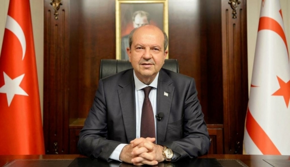 Cumhurbaşkanı Tatar:Engeller, aşılmak içindir
