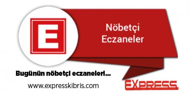 30 Ocak 2021 Nöbetçi Eczaneler