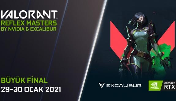 Excalibur Valorant Turnuvası'nda büyük final!