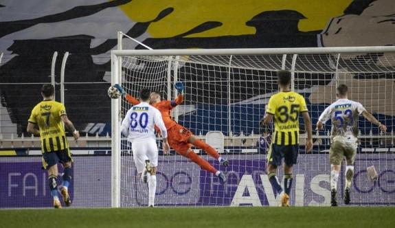 Fenerbahçe zirveye yükseldi