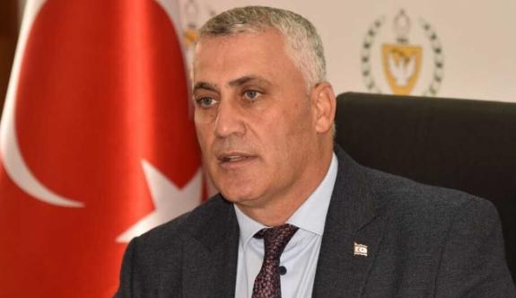 """Milli Eğitim ve Kültür Bakanı Olgun Amcaoğlu: """"Okullar yarın açılamayacak"""""""