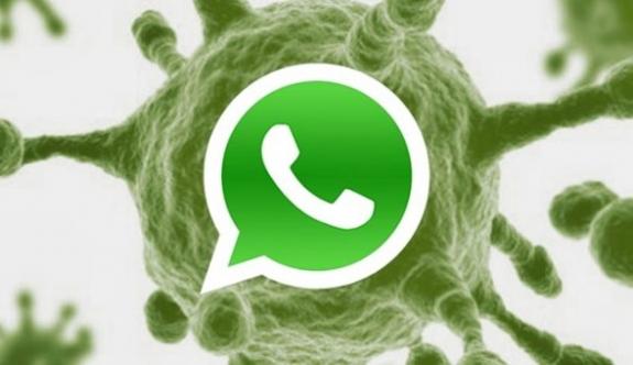 WhatsApp'ta virüs alarmı!