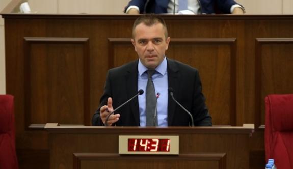 CTP Milletvekili Şahiner meclisin toplanmamasını eleştirdi