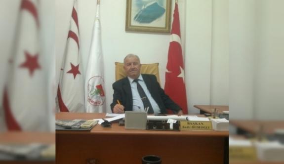Dedeoğlu: Erbakan'ı rahmetle anıyorum