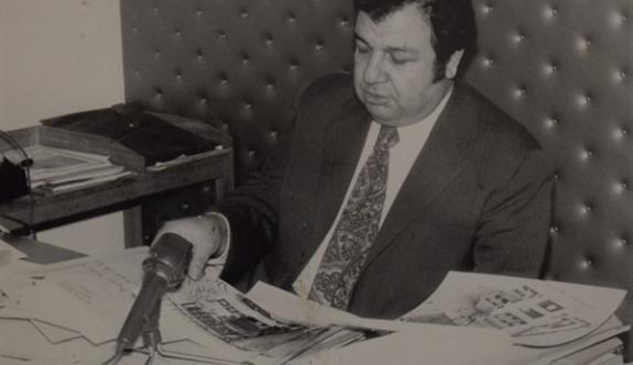 Dr. Nalbantoğlu, ölümünün 41. yılında anılıyor